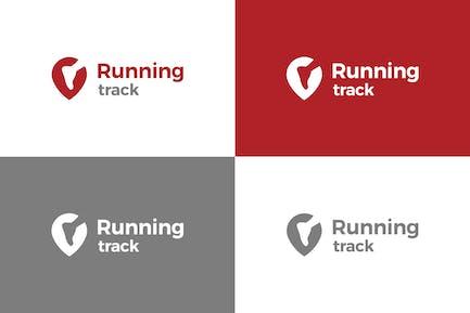 Running - Logo Template