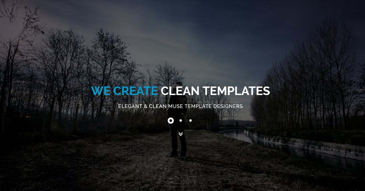Aven - Multipurpose Parallax HTML Template by Muse-Master
