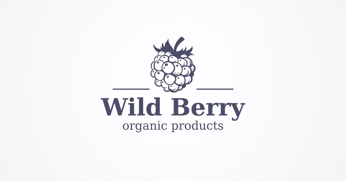 Download Berry Logo Template by floringheorghe