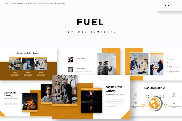 Fuel - Keynote Template