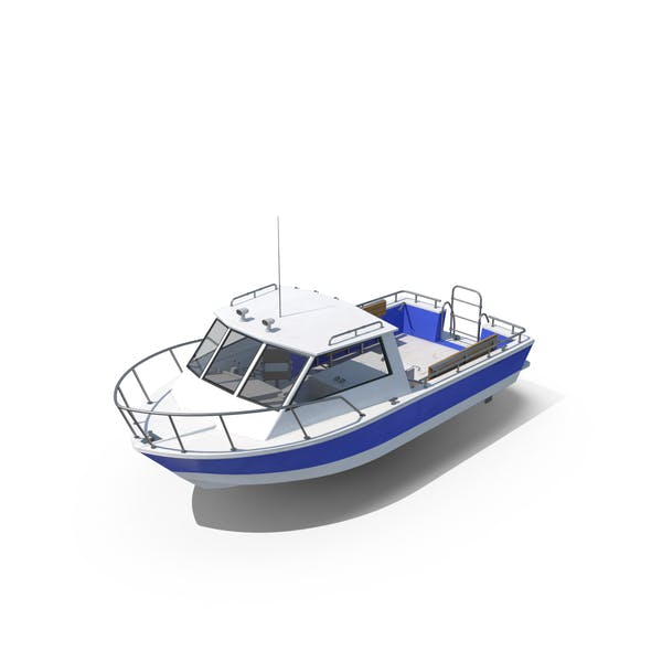 Thumbnail for Fishing Boat
