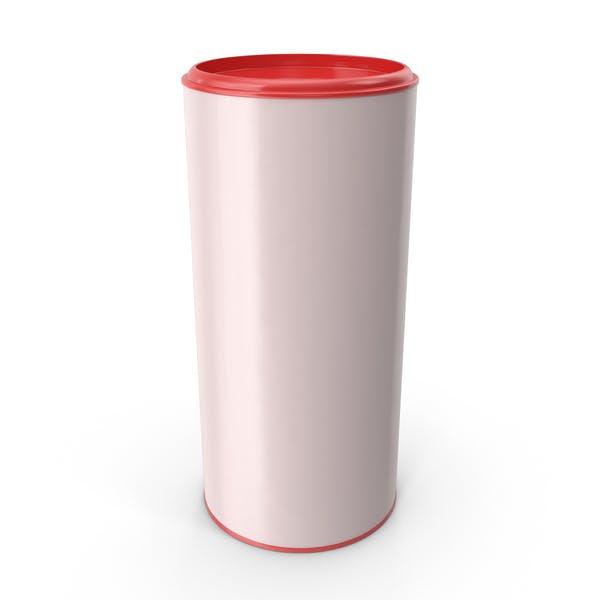 Thumbnail for Цилиндрический контейнер для пищевых продуктов