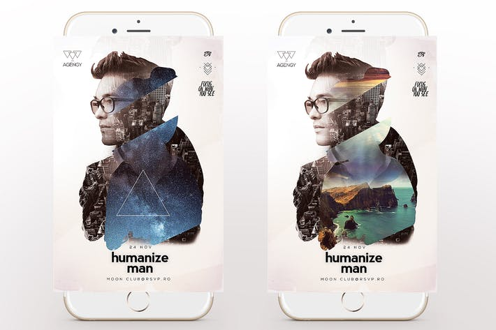 Thumbnail for Humanize Poster