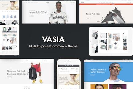 Vasia - Multipurpose eCommerce WordPress Theme