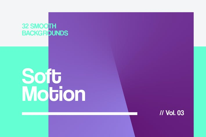Thumbnail for Soft Motion | Smooth Backgrounds | Vol. 03