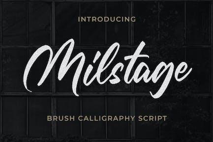 Milstage - Pincel caligrafía de escritura