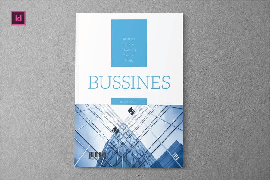 BUSINESS - Magazine Template