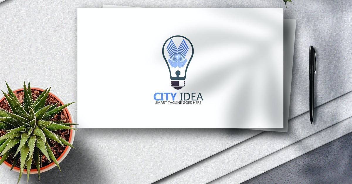 Download City Idea Logo by Voltury