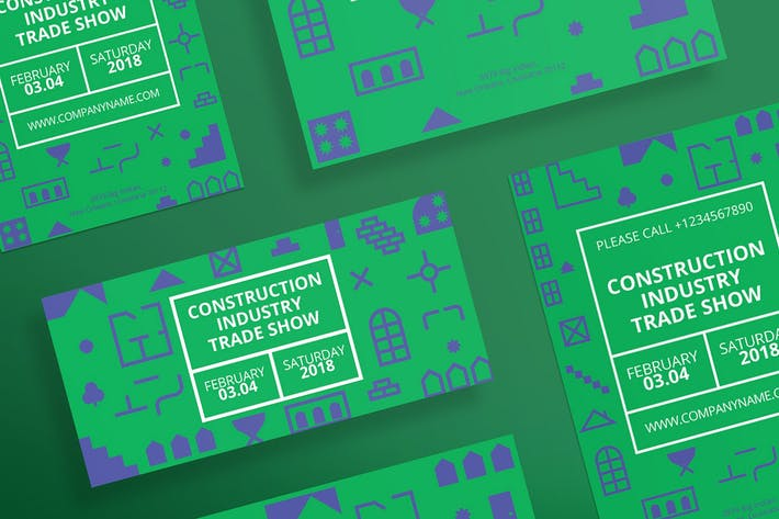 Industry Show Flyer and Poster Template