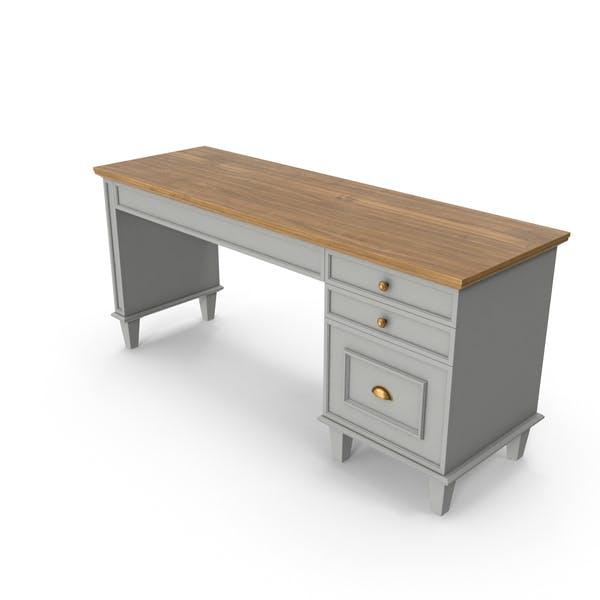 Transitional Desk