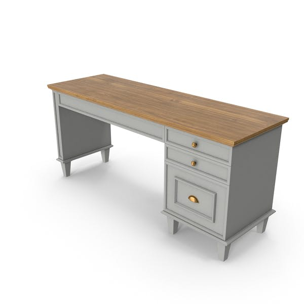 Transitional Desk