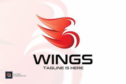 Wings - Logo Template