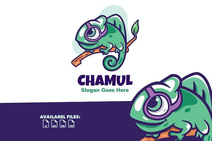 Thumbnail for Chakmul - Logo Mascot