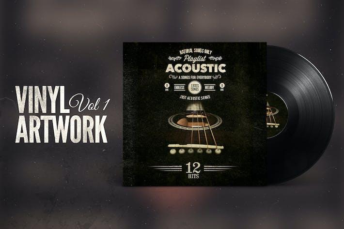 Thumbnail for Music Vinyl Artwork