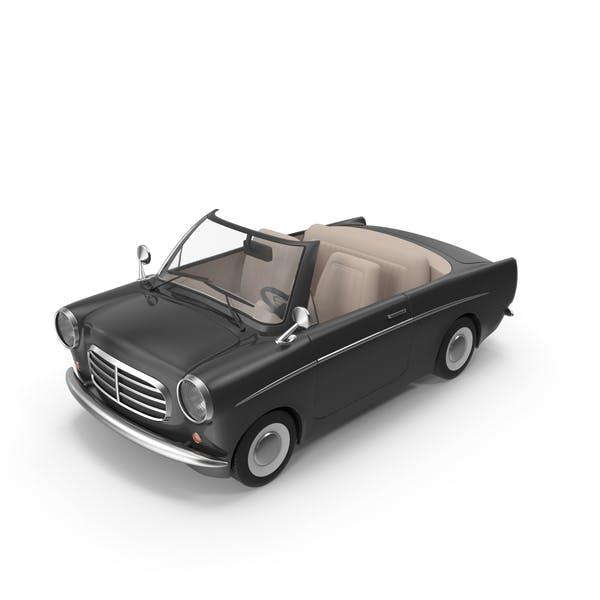 Thumbnail for Cartoon Car Black