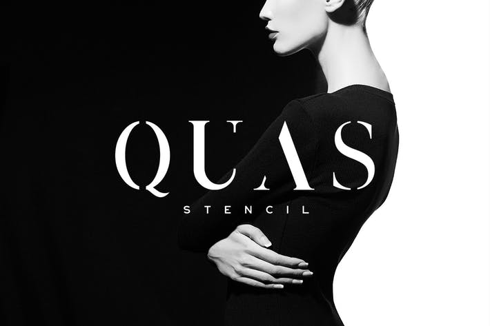 Cover Image For Quas Stencil