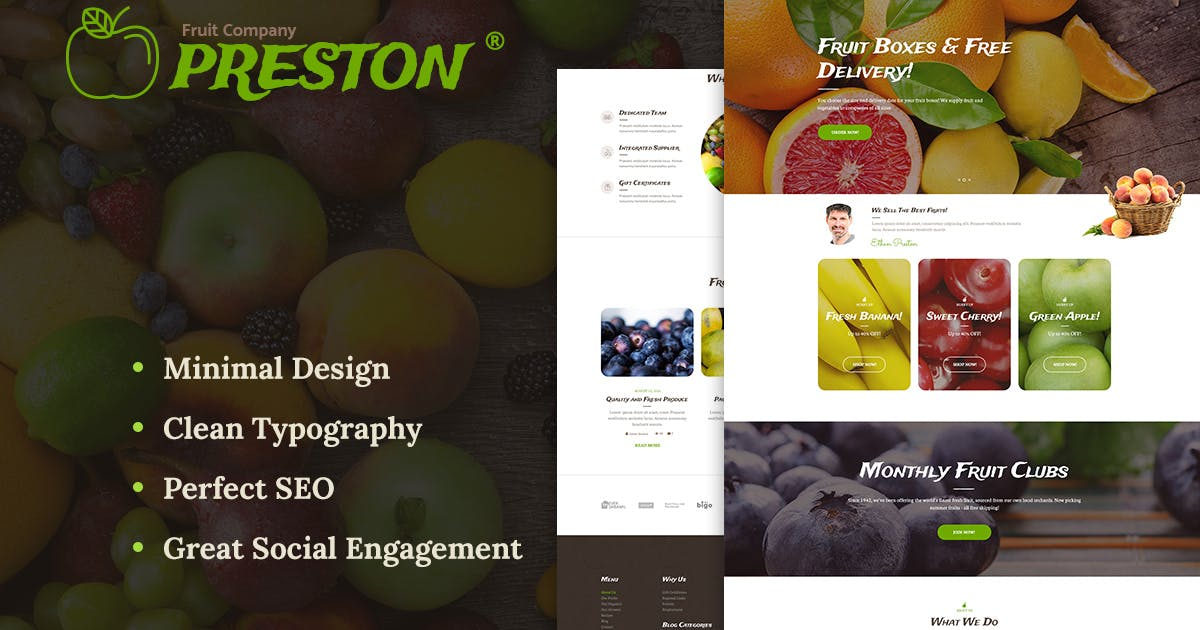 Download Preston by axiomthemes