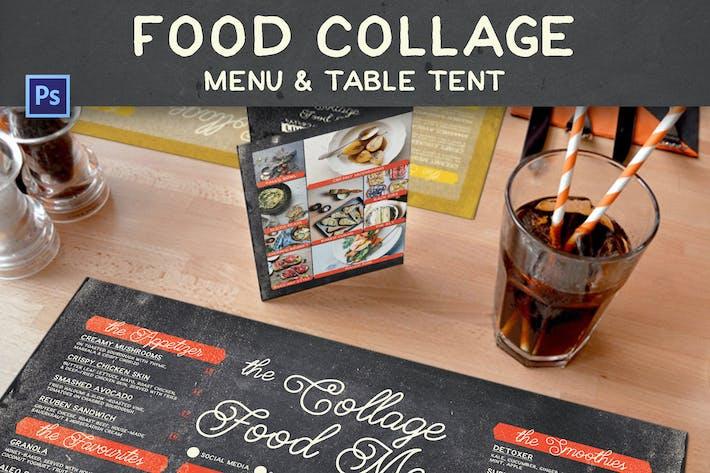 Thumbnail for Essen Collage Menü