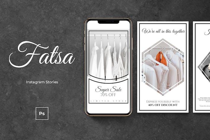 Thumbnail for Fatsa Instagram Stories