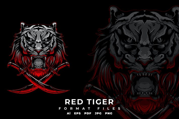 Thumbnail for Red Tiger