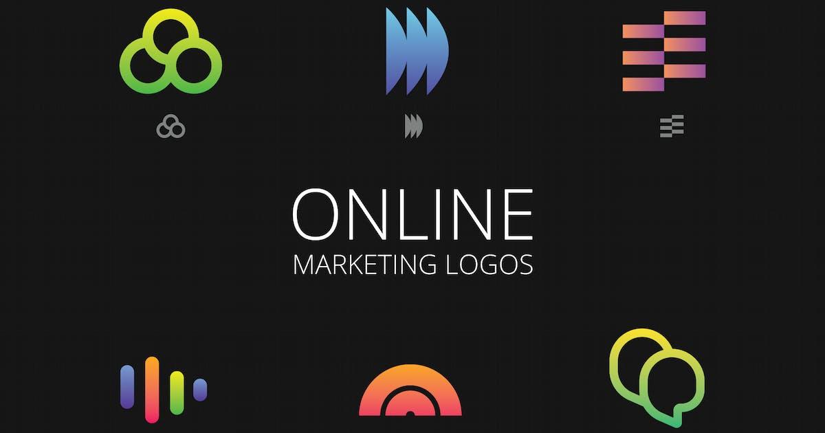 Download Online Marketing Logos by spovv