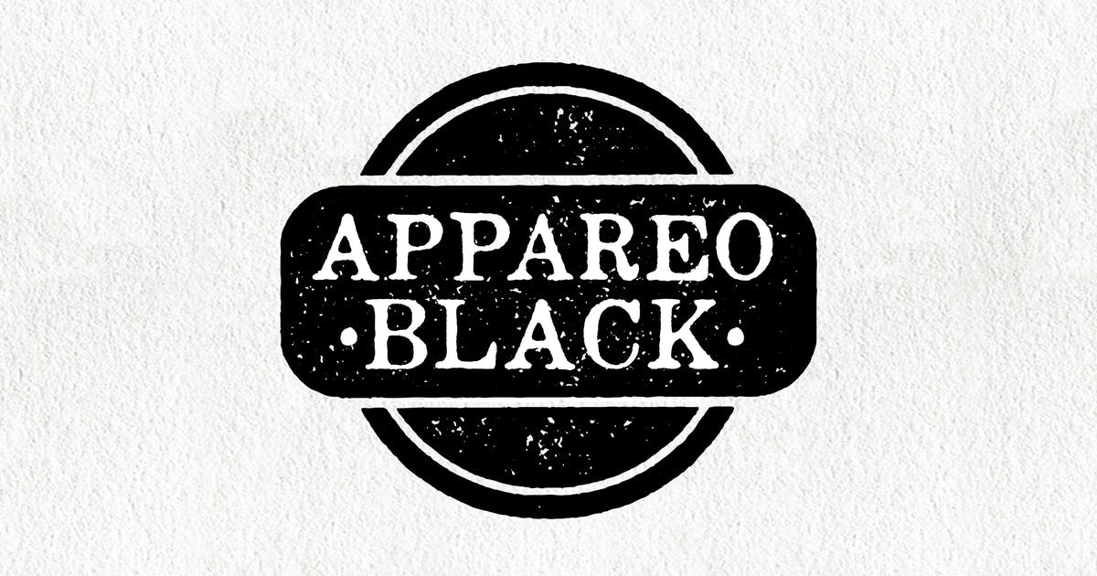 Download Appareo Black by kimmydesign