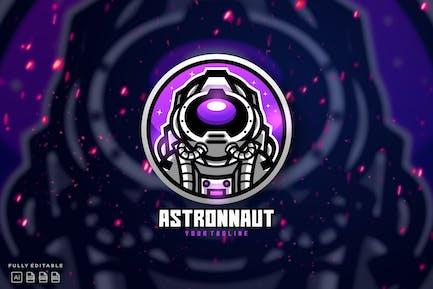 Astronaout Logo
