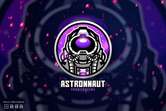 Thumbnail for Astronaout Logo