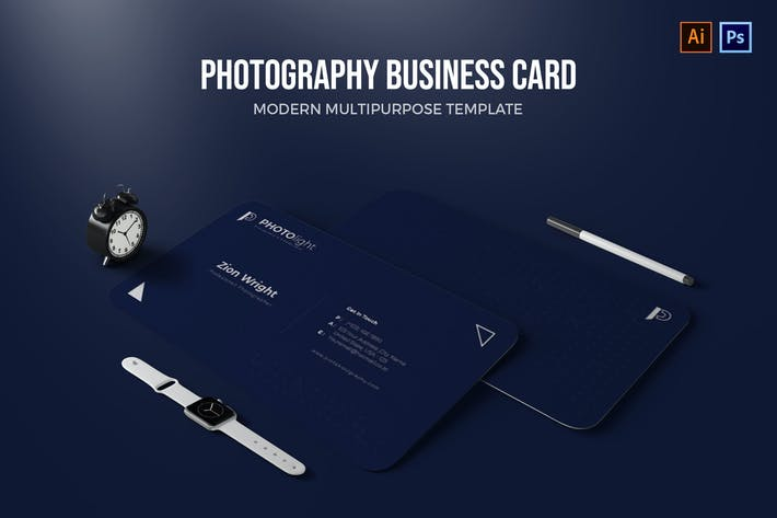 Thumbnail for Photography - Business Card