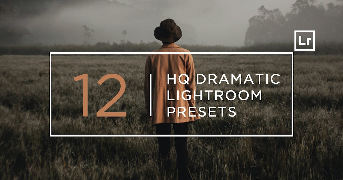 Download 12 HQ Dramatic Lightroom Presets by zvolia