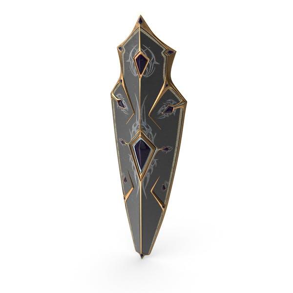 Fantasy knight Shield