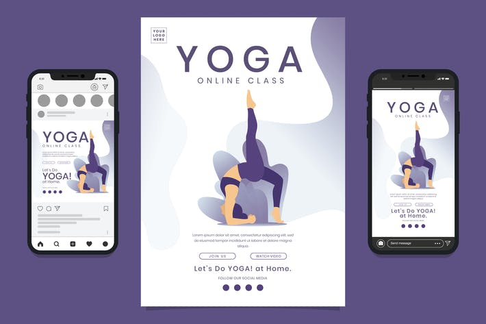Thumbnail for Yoga Online Class