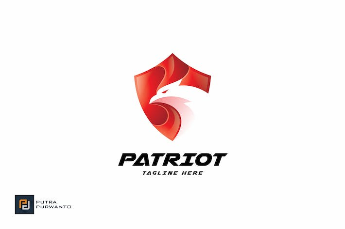 Thumbnail for Patriot - Logo Template