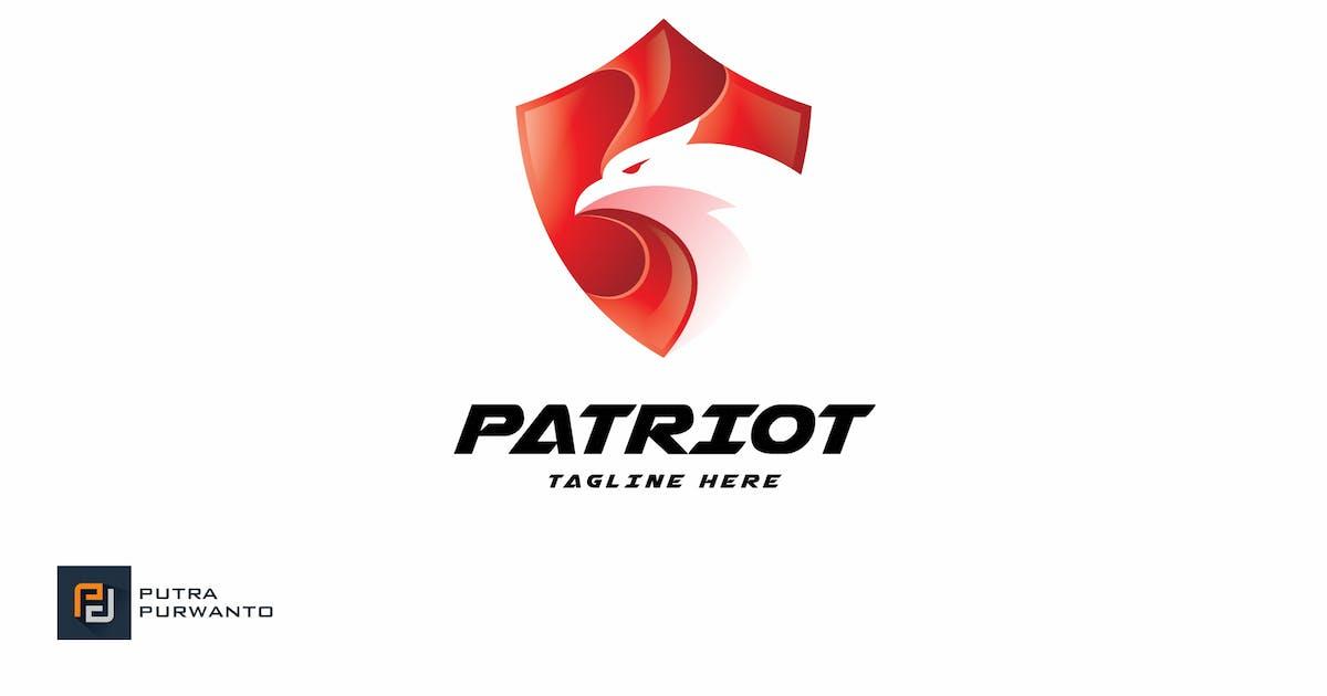Patriot - Logo Template by putra_purwanto