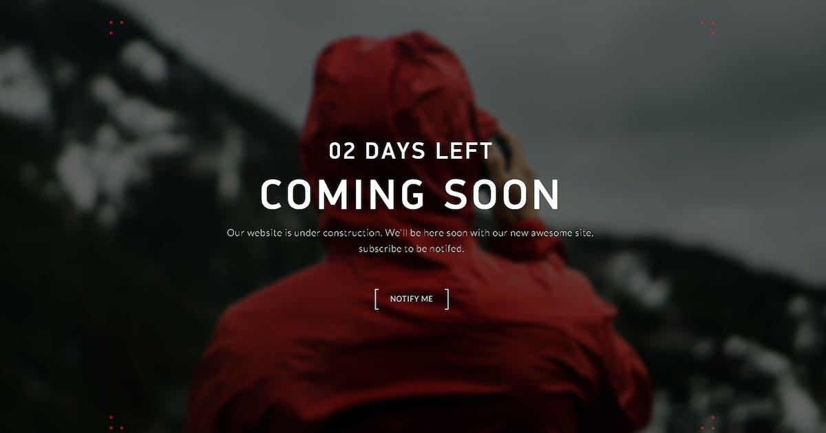 Download OceanSide — Responsive Coming Soon Template by WpWay_