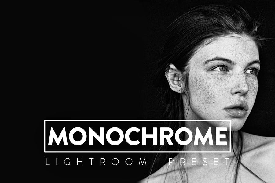 10 Monochrome Lightroom Presets