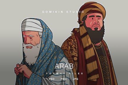 Arab Illustration