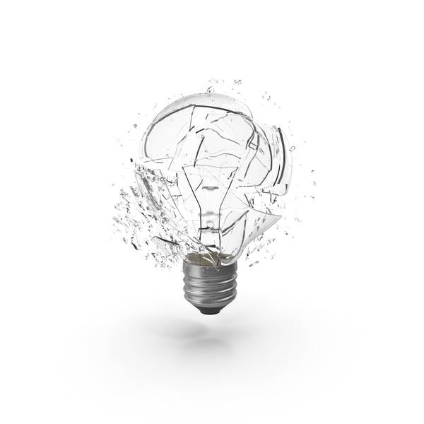 Thumbnail for Shattered Light Bulb