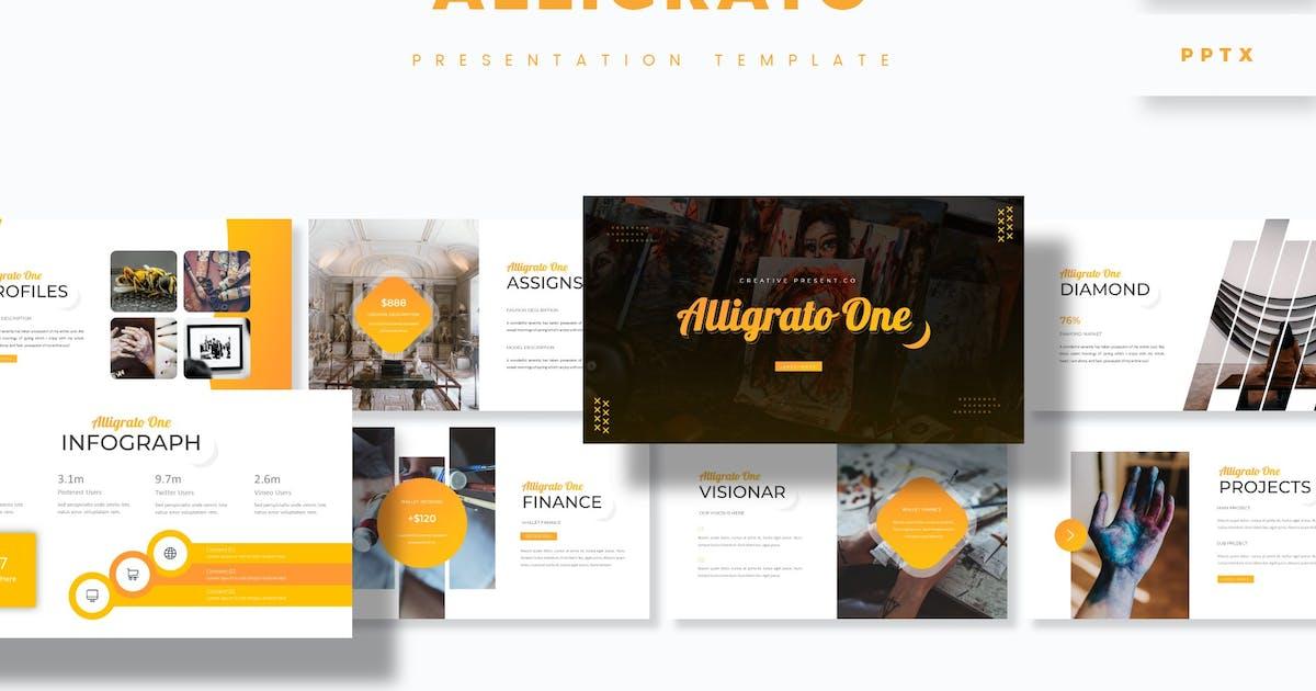 Download Alligrato - Presentation Template by aqrstudio