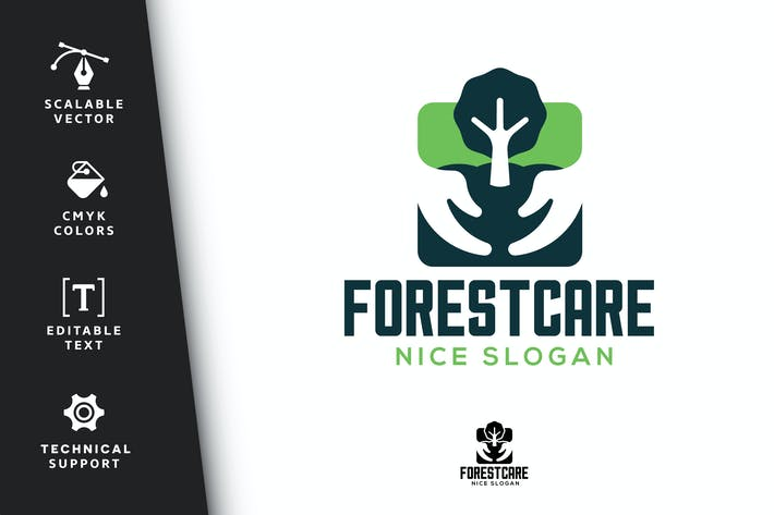 Thumbnail for Forestcare Logo
