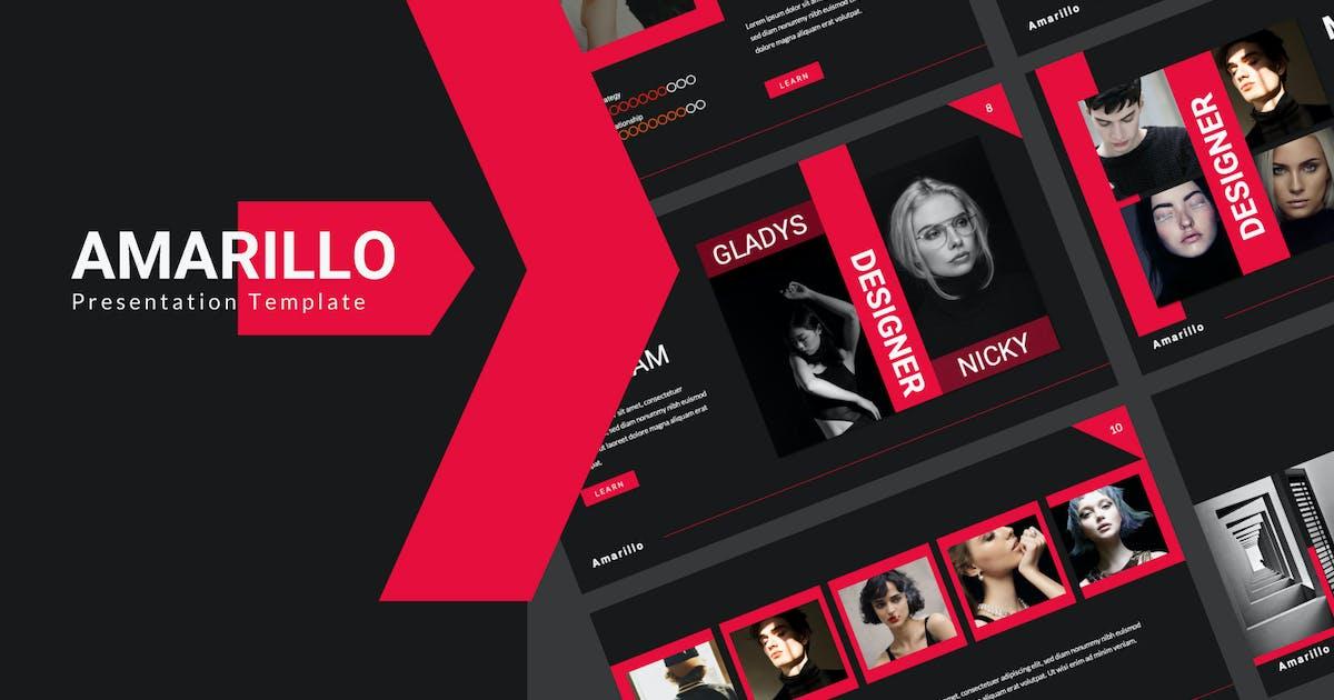 Download Amarillo Black Presentation by templatehere