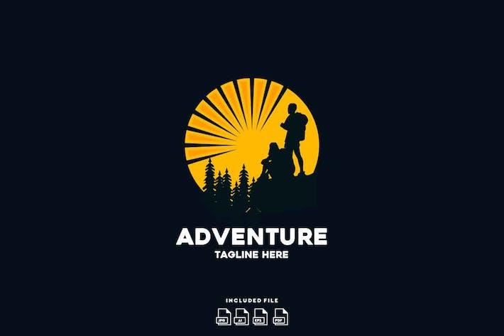 Thumbnail for Adventure Sport Logo Design