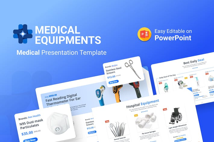 Thumbnail for Medical Equipment Presentation