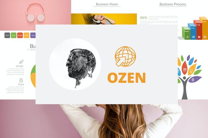 Thumbnail for OZEN Keynote