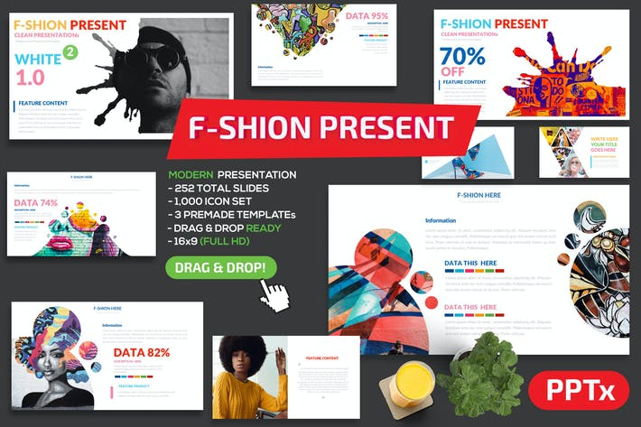 Thumbnail for F-Shion Powerpoint