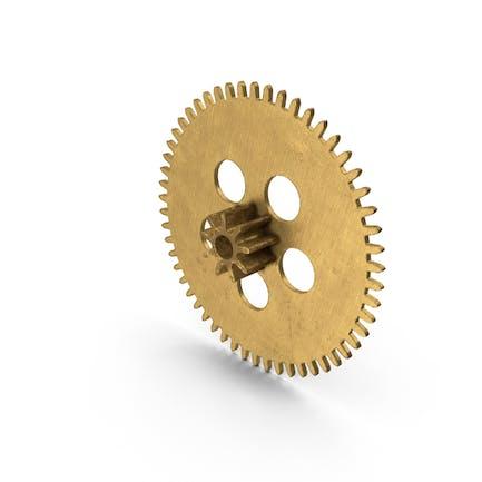 Reloj de engranajes