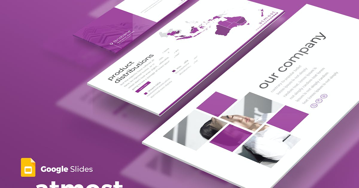 Download Atmost - Google Slides Template by aqrstudio