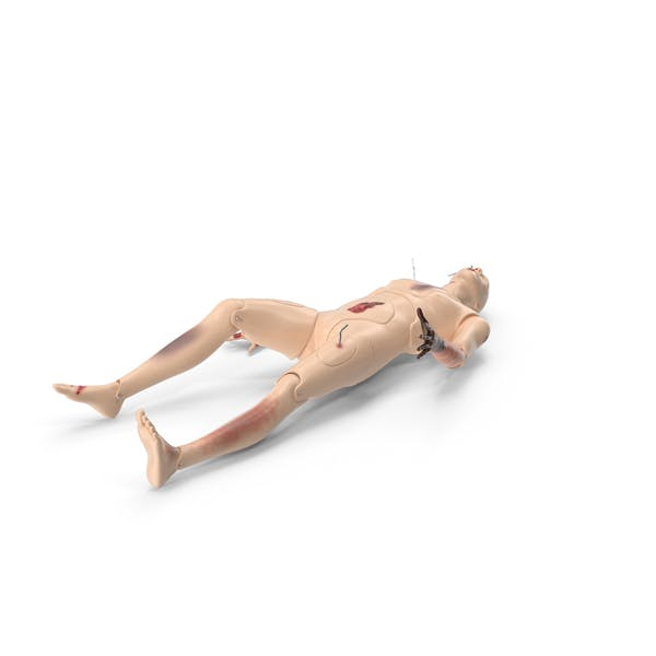 Thumbnail for Trauma And Extrication Manikin Lying Pose