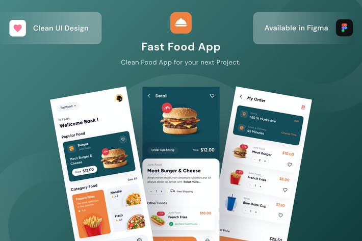 Thumbnail for Food App - Sqtemp