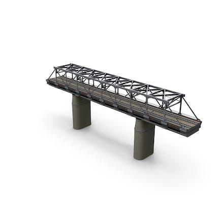 \ Eisenbahnbrücke